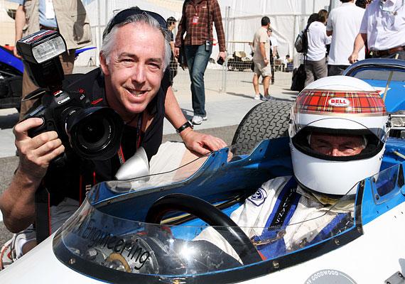 A legendás autóversenyző, Jackie Stewart sem volt az a kiköpött mintadiák - és erről valójában nem is tehetett. Az autók nyelvén viszont kiválóan ért.
