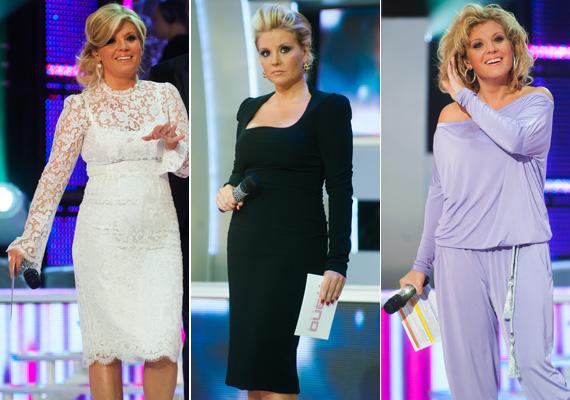Véget ért a 2013-as A Nagy Duett, amelyet Cseke Katinka és Kökény Attila párosa nyert meg. A női műsorvezető, Liptai Claudia is kitett magáért: mindegyik ruhája telitalálat volt.