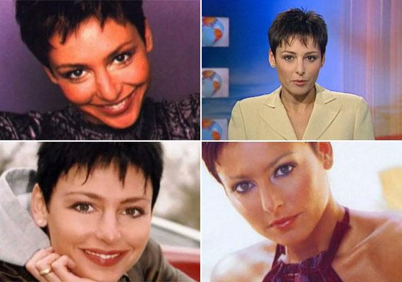 Erős Antóniát 1998. április 3. óta, vagyis 14 éve láthatjuk esténként az RTL Klub képernyőjén, amely alkalomból a csatorna különleges módon kedveskedett neki.