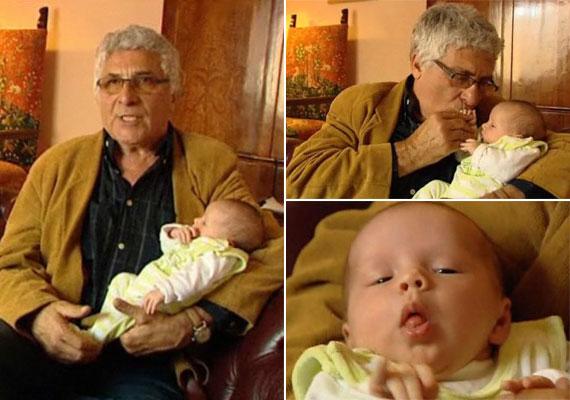 Székhelyi Józsefnek március közepén született meg ötödik gyermeke, Sára Anna. A 65 éves színész a Reflektorban mutatta meg először a babát, illetve mesélt annak érkezéséről.