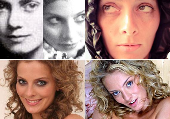 Tatár Csilla, a Mokka műsorvezetője egy érdekes képet rakott ki magáról a Facebookra: férje, Gönczi Gábor szerint a felesége Csinszkának, Ady Endre szerelmének a reinkarnációja. Egy korábbi fotóra azt mondták, úgy néz ki rajta, mint egy pornósztár.