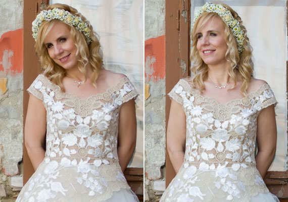 Ugyanannak a férfinak másodszor mondta ki a boldogító igent április 20-án Pataki Zita, aki azóta a prágai nászútról is hazaérkezett, és megmutatta a barátnője, Hrivnák Tünde által tervezett esküvői ruháját.