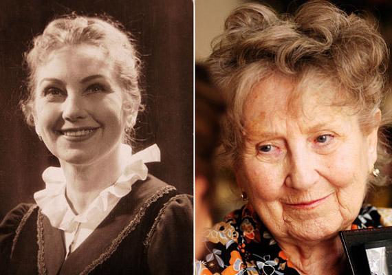 2011. április 5-én, életének 93. évében hunyt el a Szomszédok Lenke nénijeként népszerűvé vált Komlós Juci, Jászai Mari-díjas színművésznőnk.