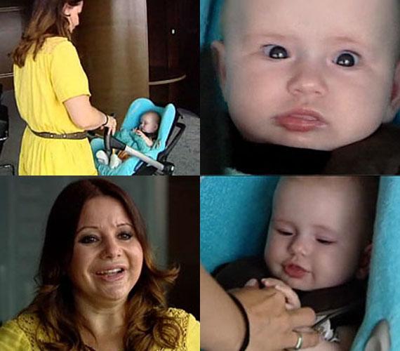 December 29-én jött világra Judynak, a Groovehouse együttes énekesnőjének első gyereke. Molnár Maja 3100 grammal és 55 centiméterrel született.