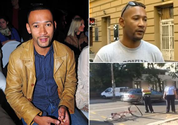 Kembe Sorel figyelmetlensége miatt gázolta el a vétlen biciklist.