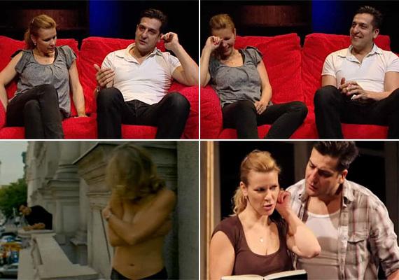 Schell Juditot és Csányi Sándort utoljára hét évvel ezelőtt, a Csak szex és más semmi című filmben láthattuk együtt. Azóta sem a filmvásznon, sem a színpadon nem ismételték meg nyerő párosukat, azonban hamarosan újra partnerek lesznek egy színdarabban.