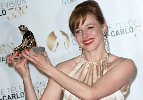 Ugyancsak csütörtök este három Arany Nimfát és egy különdíjat nyert Deák Krisztina Aglaja című alkotása az 53. Monte-carló-i Televíziós Fesztiválon. Mindhárom kategóriában, amelyikben jelölést kapott, nyert,úgymint a legjobb tévéfilm, a legjobb rendező, valamint a legjobb női főszereplő. Utóbbi elismerést Ónodi Eszter vehette át.
