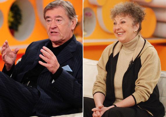 A Barátok közt egykori Magdi anyusa, Fodor Zsóka és Koós János románcukról meséltek az RTL Klub kamerái előtt.