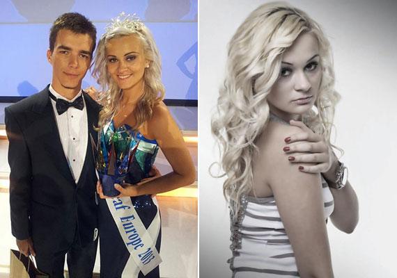 Kínál Tímea lett Európa siket szépségkirálynője a szombat este Prágában megrendezett Miss Deaf World és Europe 2013 szépségkirálynő választáson.