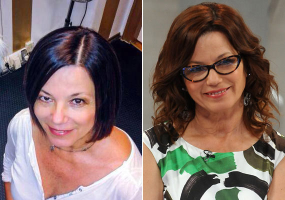 Ivancsics Ilona, a Szomszédok egykori Vágási Jutkája megvált hosszú fürtjeitől. Az 53 éves színésznő a Facebook-oldalán mutatta meg a végeredmény. További 5 magyar sztár, aki idén rövidre vágatta a haját!