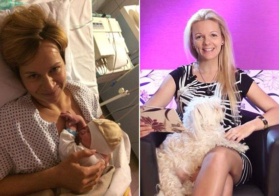 Július 31-én megszületett Bakos Piroska, a Hír24 TV híradósának első gyermeke, a Muzsika TV műsorvezetőjének, Magyar Rózsának a kislánya pedig a vártnál egy hónappal korábban érkezett.