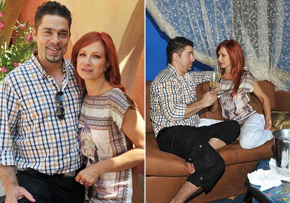 Détár Enikő már nem rejtegeti új párját, Pétert, a romantikus nyaralásukon készült fotókat is láthat a nagyközönség. Még több fotó itt »