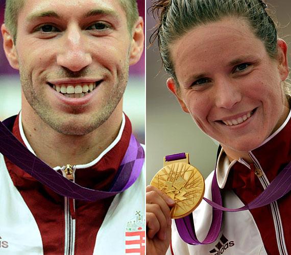 Az ország egész héten olimpiai lázban égett, sportolóink sorra kiváló eredményekkel örvendeztettek meg. Berki Krisztián még vasárnap lett bajnok, Risztov Éva pedig pár nappal később sokak meglepetésére gyönyörű küzdelemben aratott győzelmet.