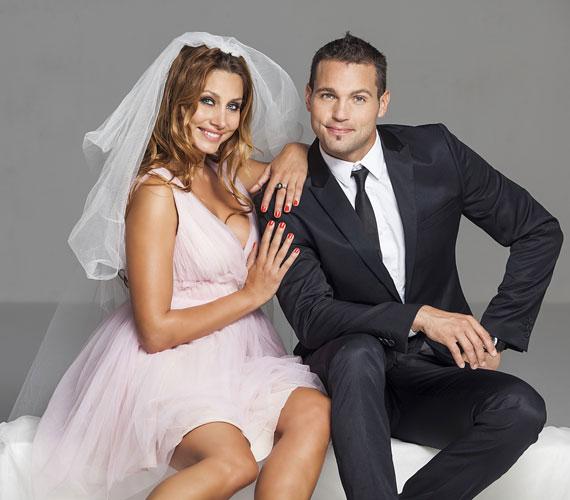 Jó hír a rajongóknak, hogy Horváth Éva is új műsorral jelentkezik: a Fátylat rá! című esküvői reality szeptember másodikától, vasárnap esténként lesz látható a VIASAT3-on.