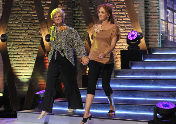 Csütörtök este az m1-en újrainduló DTK Show műsorvezetőjének, D. Tóth Krisztának árulta el Tordai Teri, milyen gátlásokat okozott neki fiatalkorában, hogy 20 centivel magasabb volt szinte mindenkinél.