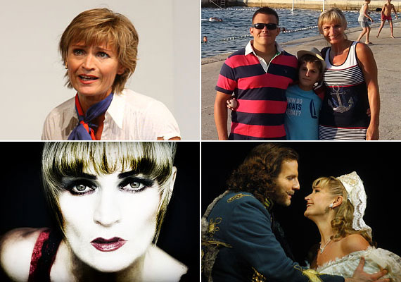 Újabb magyar színészházaspár, Vásári Mónika és Kőszegi Ákos útjai is elválnak. Az énekes-színésznő 21 évet töltött a Budapesti Operettszínházban, férje pedig színpadi szerepei mellett szinkronszínészként olyan sztároknak kölcsönzi karakteres hangját, mint például Tom Hanks, Russel Crowe vagy a CSI: Miamiból ismert David Caruso.