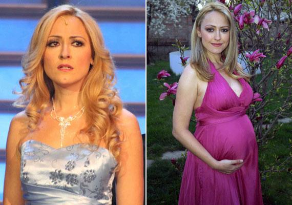 Füredi Nikolett, aki számos musical és operett női főszerepét játszotta már, jelenleg egy három hónapos kisbabával két férfi között őrlődik.