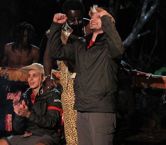 Az előző Celeb vagyok-show-t szerda este Madár nyerte, aki Aureliót győzte le. Hogy miért volt meglepő a győzelme, arról itt olvashatsz bővebben.