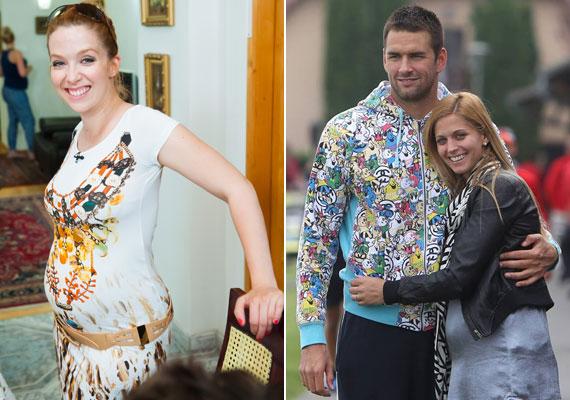 Kovács Patríciának kislánya született csütörtökön, a Tápai-Kucsera sportoló házaspárnak pedig kisfia, aki a Bence nevet kapta. Ha még több érdekességre vagy kíváncsi a babával kapcsolatban, kattints ide »
