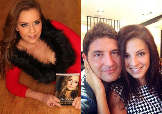 Napokon keresztül osztotta egymást a neten Hajdú Péter felesége és egykori barátnője. Sarka Kata és Bálint Antónia az utóbbi jövő héten megjelenő könyve miatt esett egymásnak.