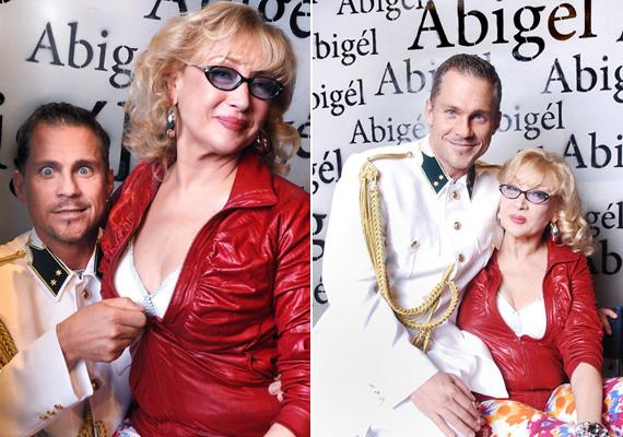 Kuncz Feriként mutatkozott be az Abigél című színdarabban Hujber Ferenc. A népszerű színésznek nem okozott gondot felvenni a próbák és az előadások ritmusát, hamar beilleszkedett az összeszokott társaságba. Leginkább Bánfalvy Ágnessel találta meg a közös hangot.