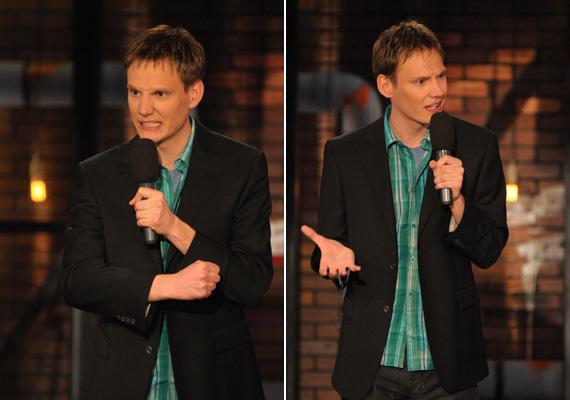 A fiatal humorista, Bödőcs Tibor a Facebookon tette közzé, hogy kiszáll a Showder Klubból.