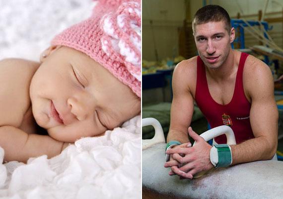 Megszületett Berki Krisztián kislánya. A hírt az olimpiai és kétszeres világbajnok magyar tornász a Facebook-oldalán osztotta meg.