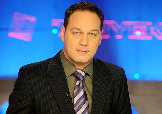 Bár a nézők elsősorban a TV2 hírműsorának vezetőjeként ismerik, Pachmann Péter a közelmúltban nem kis meglepetést okozott.