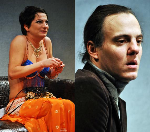 A darabban a vicces pillanatok mellett komoly drámát is láthatnak a nézők.