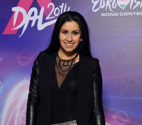 Radics Gigi, a Megasztár hatodik szériájának győztese 2013-ban is a versenyzők között volt. A jövő évi válogatóba is bejutott a Catch Me, vagyis Kapj el című dallal.