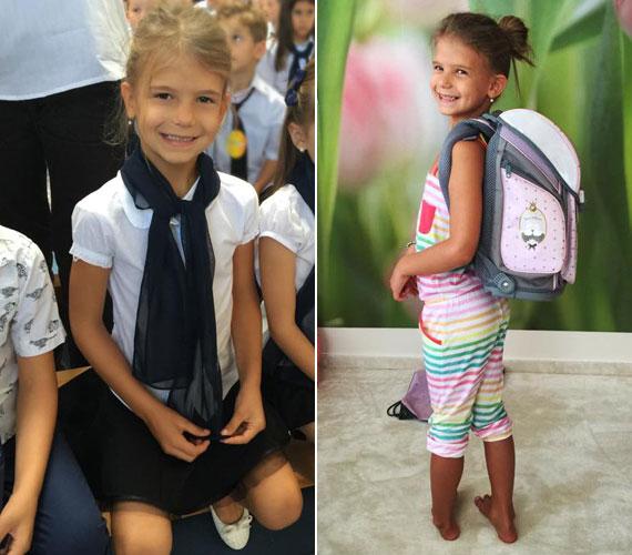 Sarka Kata hajnalig címkézte Noncsi ceruzáit, pakolta a tanszereket. A hat és fél éves kislány már nagyon várta az iskolát, az utolsó napokat már számolta visszafelé.