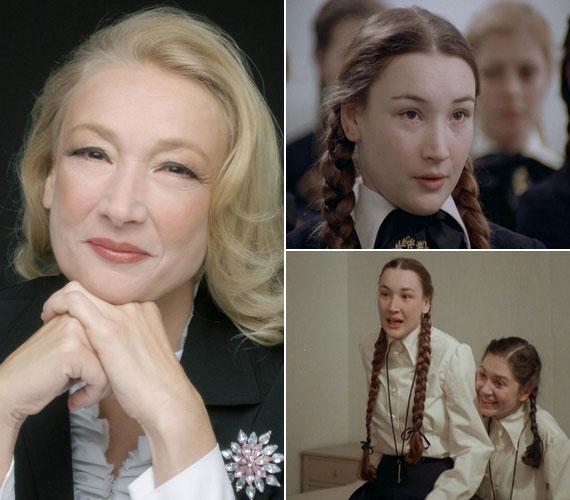Bánfalvy Ágnesről kevesen mondanák meg, hogy még ebben a hónapban betölti a 60. életévét. A színésznő és producer Torma Piroskát alakította.