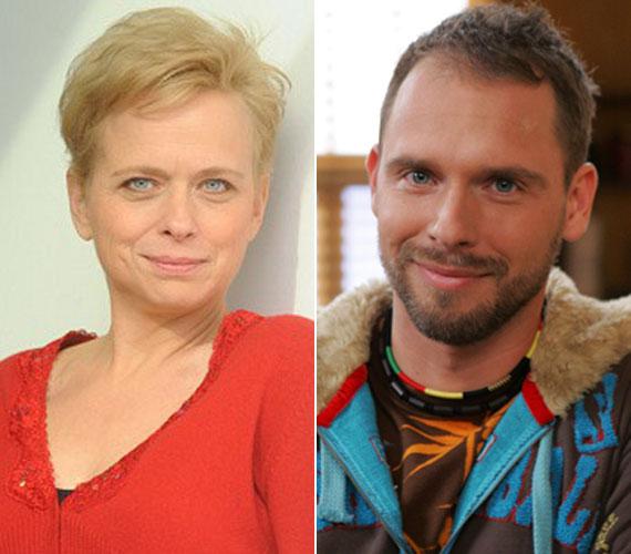 Novák Laci volt felesége, Éva (Csapó Virág) a történet szerint ismét férjhez ment és vidékre költözött, míg fiuk, Novák Csaba (Kővári Tamás) 2010-ben autóbalesetben életét vesztette.