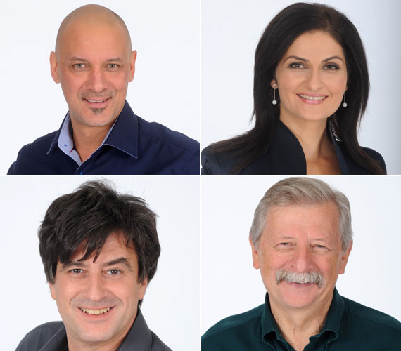 A sorozat alap főszereplői közül mára már csak Szőke Zoltán (Berényi Miklós), Varga Izabella (dr. Balogh Nóra), Tihanyi-Tóth Csaba (Novák Laci) és Várkonyi András (Kertész Vilmos) maradtak.