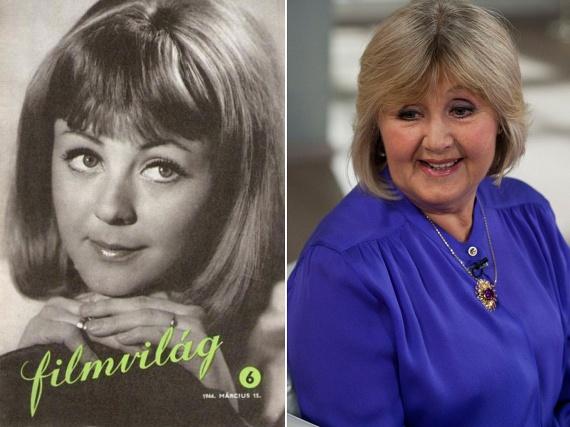 Halász Judit közel 40 filmben szerepelt, a Vígszínházhoz 50 éve hű színésznő 1942. október 7-én született.