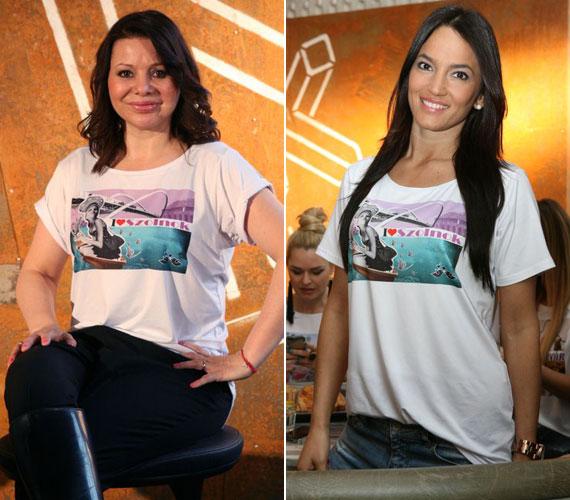 A Groovehouse énekesnője, Judy és a fotókat készítő modell, Debreczeni Zita Szolnokon jöttek világra.