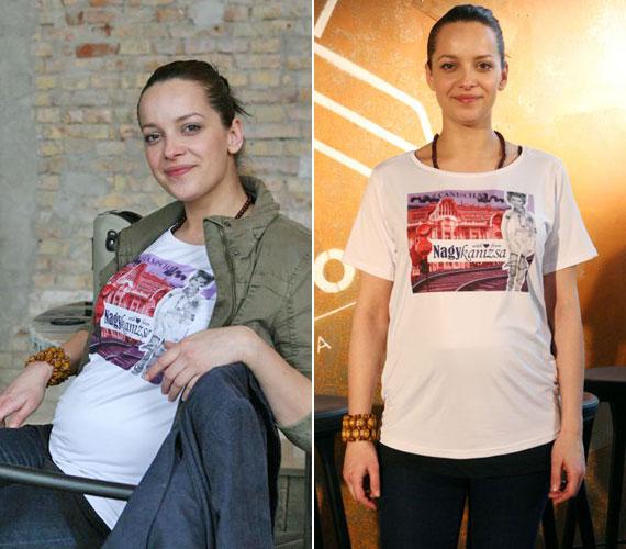 Kondákor Zsófia, a TV2 Jóban Rosszban című sorozatának várandós színésznője Nagykanizsa szülötte.