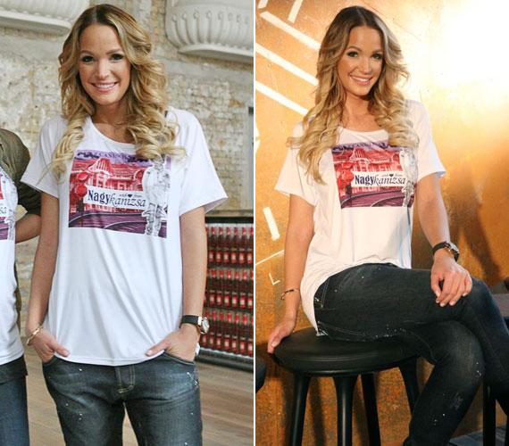 A Sugarbird csapatának tagja, a csinos modell, Zimány Linda ugyancsak Nagykanizsában született.