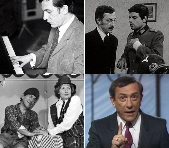 Sokoldalú tehetség volt: zongorista, a Ki mit tud?-ok és a szilveszteri műsorok műsorvezetője, több filmszerepet is játszott - legjelentősebb alakítását Dániel Edeként a Bors című sorozatban nyújtotta. Színházban is szerepelt, például1989-ben a Karinthy Színház Meseautó című darabjában Máthé Erzsivel. Zseniális versmondó is volt, nézd meg »