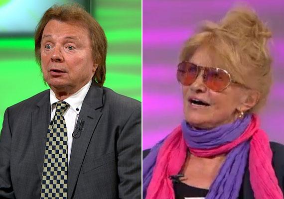 Aradszky László és Éva már 45 éves házasok. Nem voltak féltékenyek egymásra soha, pedig az énekesnek mindig is népes női rajongótábora volt, a Magyar Televízióban Éva is ismert emberek között mozgott.