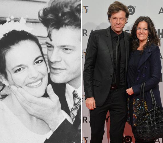 Till Attila és felesége idén október 18-án ünnepelték a 18. házassági évfordulóját. A TV2 műsorvezetője imádja három fia édesanyját, a gyönyörű Krisztinát.