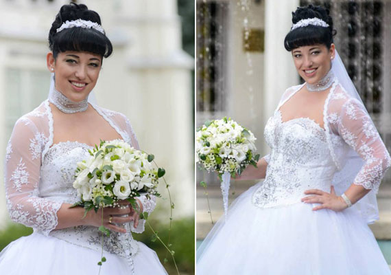 2013 augusztusában férjhez ment. Párja nem szeretné, ha nádszálkarcsú lenne, neki nőies idomaival tetszik az énekesnő.