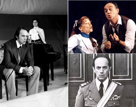 Bács Ferenc, a színész: Marosvásárhelyen végezte el a Színművészeti Intézetet 1960-ban, majd az ottani színházhoz szegődött, később pedig több magyar város társulatának volt a tagja. Több mint 50 éves színészi pályafutása alatt a legváltozatosabb szerepeket játszotta el filmen és színházban: volt Higgins professzor a My Fair Ladyben vagy katonatiszt az Októberi vasárnapban, de felbukkant az Angyalbőrben sorozatban is, 2006-ban pedig ő alakította Márai Sándor írót Az emigráns - Minden másképp van című filmben.