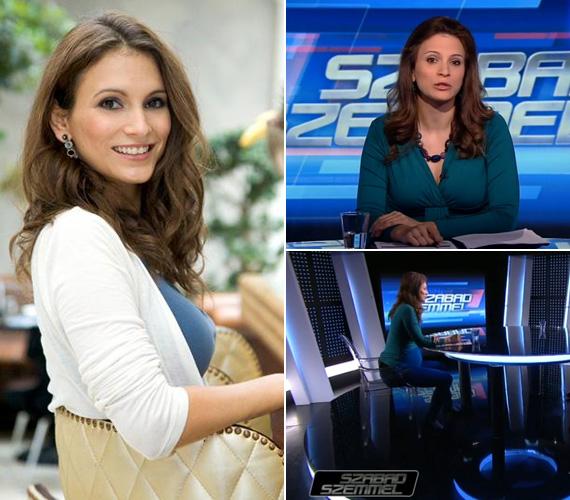 Mészáros Antónia, az ATV műsorvezetője a Szabad szemmel április 27-i élő adásában jelentette be, hogy babát vár. Ekkor már a kilencedik hónapban volt. A 37 éves tévés ezzel egy időben el is köszönt egy időre a csatorna nézőitől.