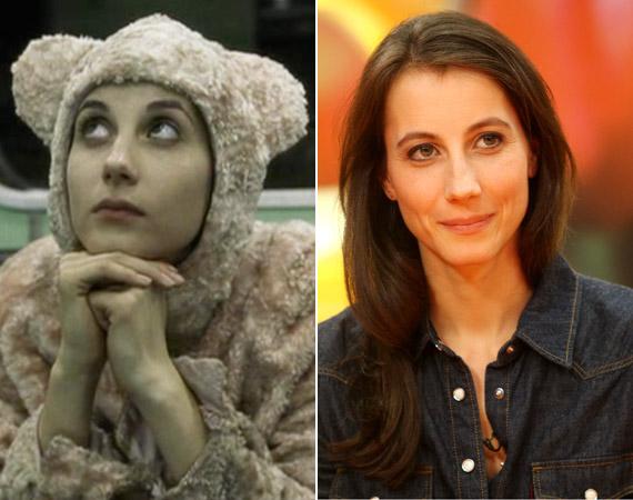 A 31 éves színésznő ma is igazi kislányos szépség, ki gondolná, hogy már édesanya - Emma apukája Garas Dániel operatőr, Garas Dezső unokája.