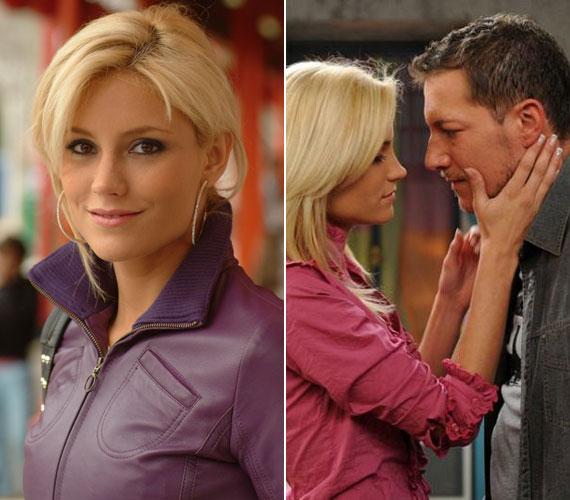 2005-ben kezdett el szerepelni a Barátok köztben. Németh Kristóf oldalán Kinga és Géza a sorozat egyik nagy szerelmespárja volt. Szerepük szerint együtt távoztak vidékre.