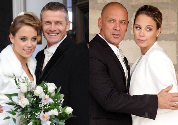 Zsófi már kétszer is férjhez ment: egyszer Zsolthoz (Rékasi Károly), egyszer pedig Miklóshoz (Szőke Zoltán). Egyik házassága sem sikerült.