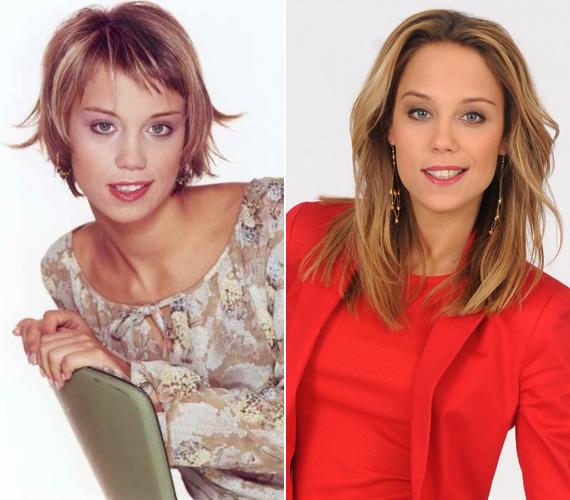 Az 1984. december 2-án született Kiss Ramóna 2002 óta alakítja Szentmihályi Zsófiát. A nézők szeme előtt vált vérbeli nővé.