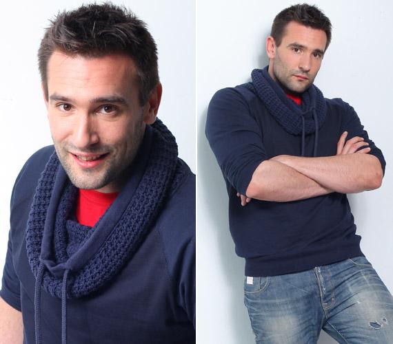 Csórics Balázs május óta alakítja a sorozatban Vida Rudit. A 29 éves színész korábban a Madách, majd a József Attila Színházban játszott, többek között a Vámpírok bálja és a Contact című musicalekben szerepelt.