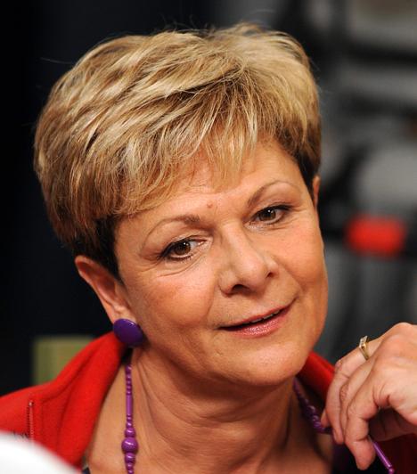 Piroska - Borbás GabiAz 1949-ben született Jászai Mari-díjas színésznő 1973-ban végezte el a Színház- és Filmművészeti Főiskolát, 2003 óta pedig szabadfoglalkozású. Korábban szerepelt a Lindában és a Szomszédokban, a 2008-as Vukban pedig ő kölcsönözte Arcadonnának a hangját.